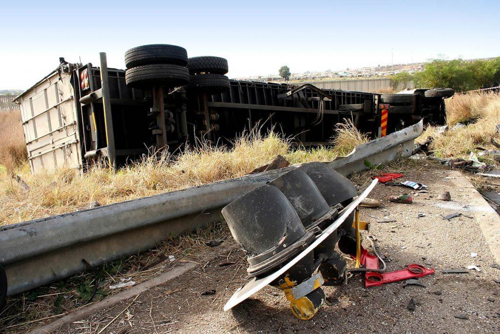 Austin, TX semi truck accident