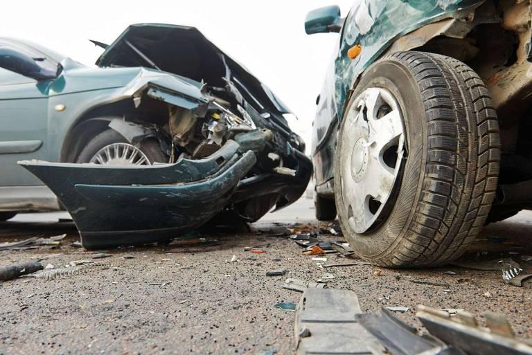 car wreck in Austin